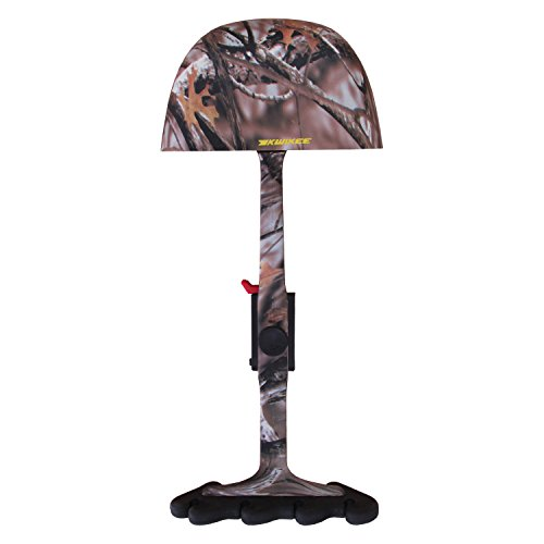 Kwikee Kwiver Kompound 6 Arrow Bow Quiver for Archery and Hunting - Quick Detach, Lightweight, Quiet Shooting, Mathews Lost Camo