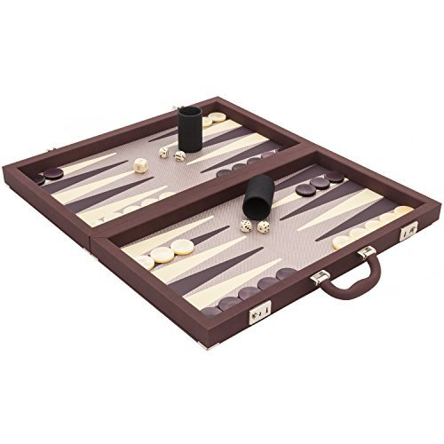 Dal Negro topina & Composite Backgammon en Bordeaux