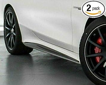 Mercedes Benz Carbon Fiber Key Fob Overlay Kit Sticker SL55 SL63 SL65 AMG