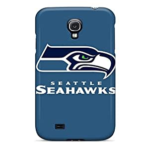 IPO13136QIHM Yinmobileshop Awesome Cases Covers Compatible With Galaxy S4 - Seattle Seahawks 3