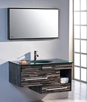 Badezimmermobel Modern Trendmax24 Amazon De Kuche Haushalt
