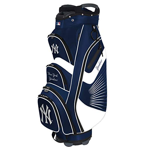 Team Effort MLB New York Yankees MLB New York Yankees The Bucket II Cooler Cart BagTeam Effort MLB New York Yankees The Bucket II Cooler Cart Bag, Multi, NA
