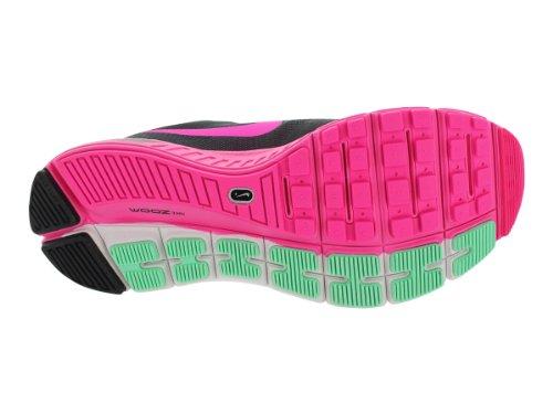 Fl drk Nike Donna pnk rosa Corsa Grigio Wmns Structure Glw verde Chrcl Da Scarpe Zoom Grn 17 smmt a1FaqwxC