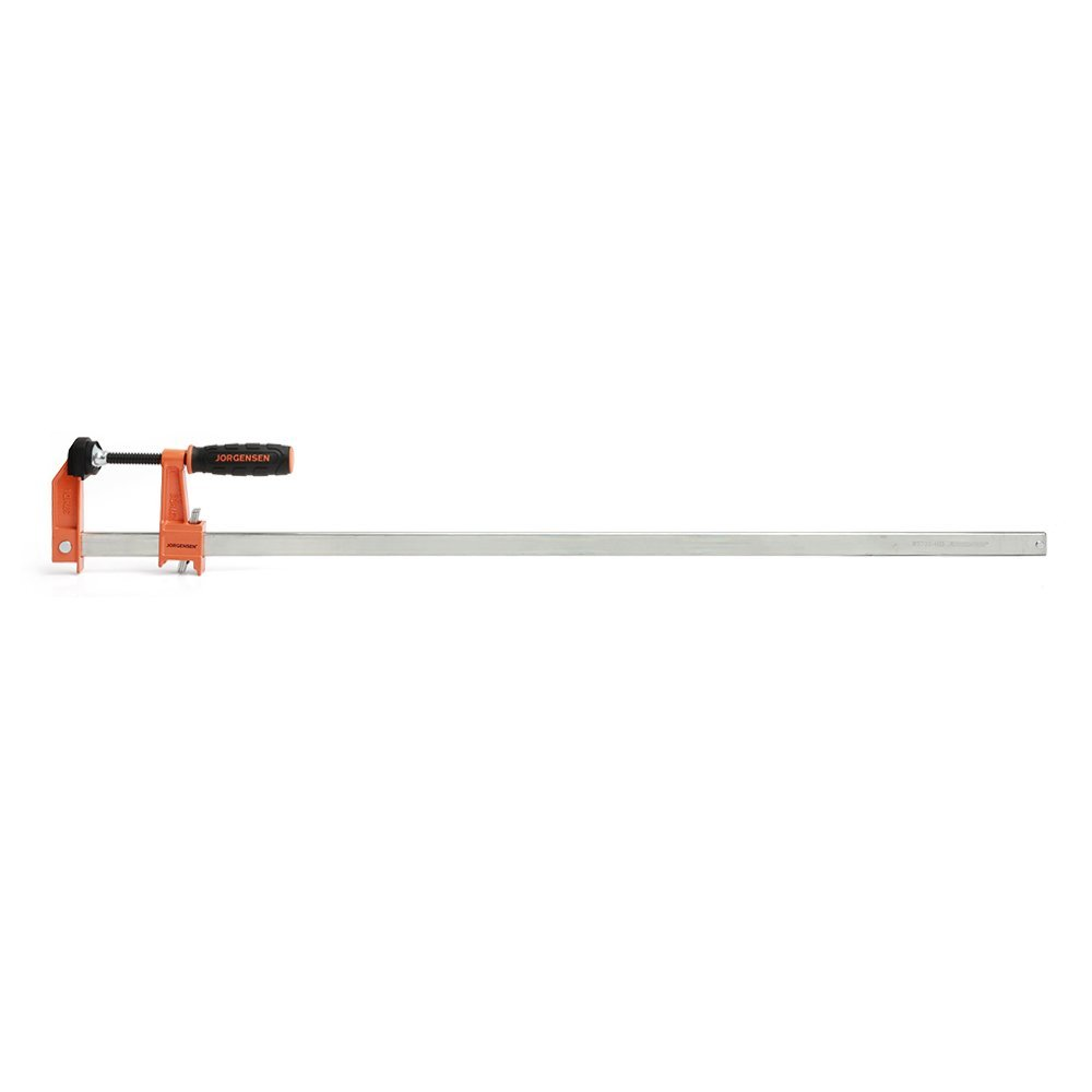 Jorgensen 3736-HD 36-Inch Heavy-Duty Steel Bar Clamp