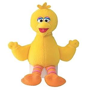 Sesame Street from Gund Big Bird Beanbag 7 IN