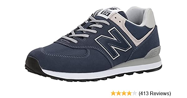 huge discount 77017 5d4b9 Amazon.com | New Balance Men's Iconic 574 Sneaker | Fashion ...