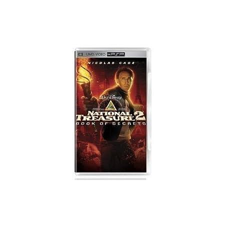 NATIONAL TREASURE 2 Book Of Secrets UMD PSP Movie ^^ (Certified Refurbished)