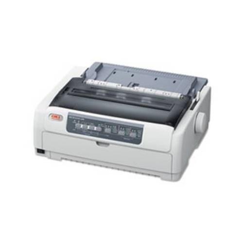 Oki Microline 690 Dot Matrix Printer - Monochrome - 24-pin - 480 cps Mono - 360 x 360 dpi - USB - Parallel 62434001
