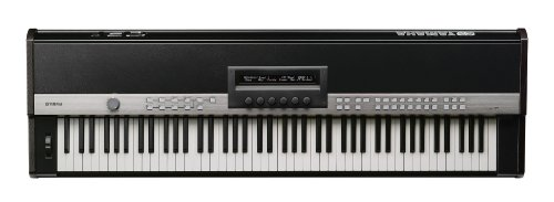 Yamaha CP1 Premium Stage Piano with Natural Wood Keys and 3-Pedal Unit