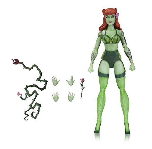 DC Collectibles Designer Series Bombshells by Ant Lucia Poison Ivy Action Figure
