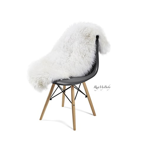 Handmade Sheepskin Rug - Authentic European Sheepskin, Handmade, Natural Sheepskin Rug - BESTSELLER