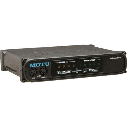 MOTU micro lite by MOTU