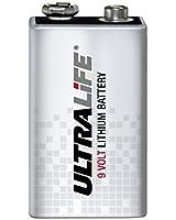 Ultralife Lithium PP3 / 9v Battery (1 pack)