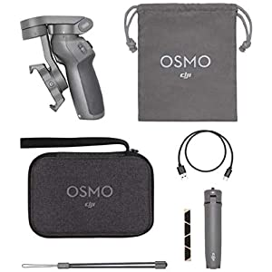 DJI Osmo Mobile 3 Combo - 3-Axis Smartphone Gimbal Handheld Stabilizer Vlog Youtuber Live Video for iPhone Android 26
