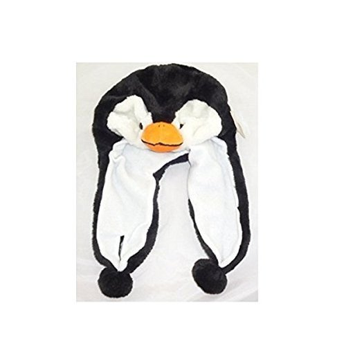 Cappello animali - pinguino - Childs dimensioni fino a 12 anni (PL42) pinguino [Toy] christmasshop