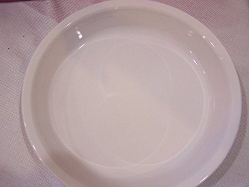 Vintage Corning Ware All White 9