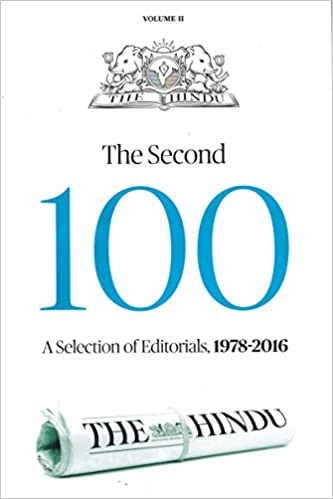 Amazon in: Buy The Second 100 ( A Selection of Editorials