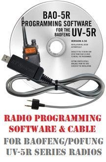 Baofeng/Pofung UV-5R Series Two-Way Radio Programming Software & - Programming Software