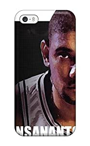 Shock-dirt Proof Tim Duncan For HTC One M7 Phone Case Cover (3D PC Soft Case)