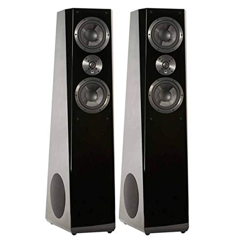 (SVS Ultra Tower Flagship 3-Way Loudspeaker - (Pair) Piano Gloss)
