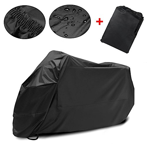 Lightweight Motorcycle Cover - 4