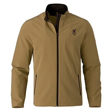 0f549e31ddd24 Amazon.com: Browning Hell's Canyon Speed Javelin Jacket, Tan, Large: Sports  & Outdoors