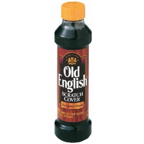 Reckitt & Coleman 75462 LHT Old English Scratch Cover for Light Wood - 8 oz.