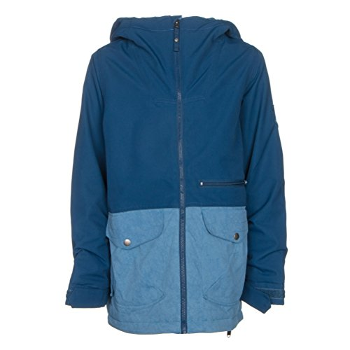 Burton Kids Boy's Ace Jacket (Little Kids/Big Kids) Boro/Glacier X-Large - Ace Snowboard
