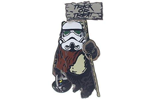 Disney Star Wars Halloween Ewok Trick or Treat Pin ()