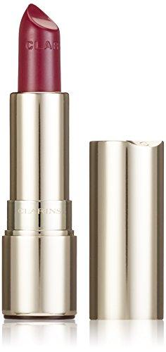 Clarins Joli Rouge Long Wearing Moisturizing Lipstick, No. 744 Soft Plum, 0.1 Ounce Clarins Le Rouge Lipstick