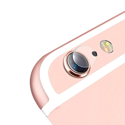 Price comparison product image CULL 5PC iphone 7 Camera Lens Protector Camera Tempered Glass Protector Hard Film For iPhone7
