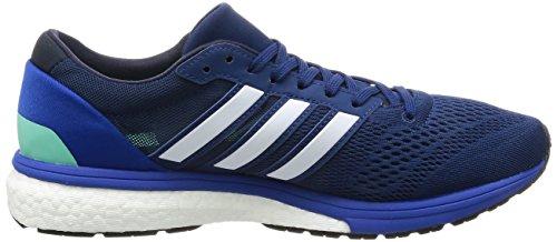 adidas Adizero Boston 6 M, Scarpe da Running Uomo Blu (Azumis/Maosno/Azul)
