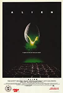 Alien 27 x 40 Movie Poster - Style A