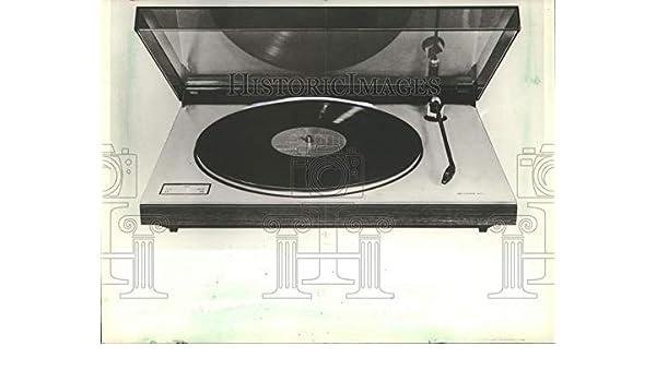 Prensa de foto Bang and Olufsens Beogram 1602 tocadiscos, un poco ...