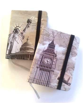 Mini libreta cuaderno de bolsillo diario agenda diseño ...