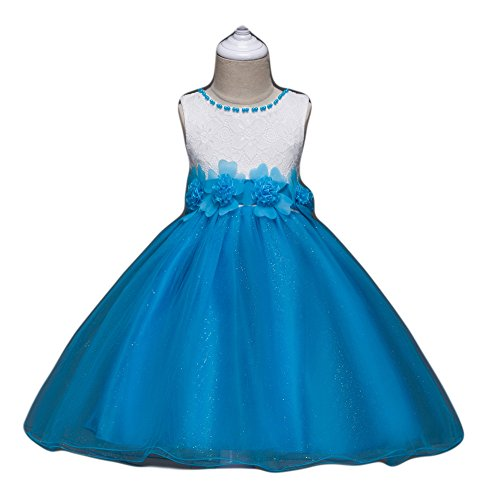 light blue ball gown - 6