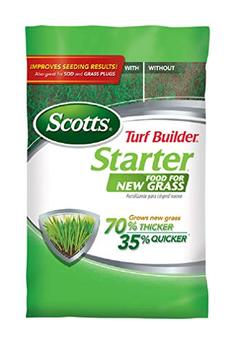 Scotts 21701 Turf Builder Starter Fertilizer, 1m