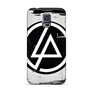 Excellent Cell-phone Hard Cover For Samsung Galaxy S5 (Gsq7143AaHk) Allow Personal Design Trendy Linkin Park Pattern