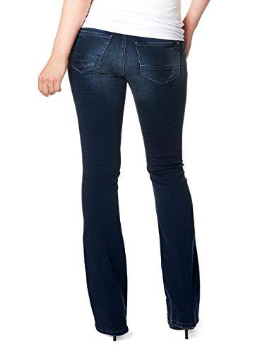 Noppies Jeans Otb Bootcut Jade - Vaquero premamá Mujer Azul (Dark Stone Wash C296)