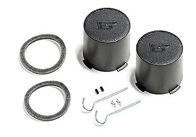 Plastic Oddities Freeze Cap (2 Pack) Outdoor Faucet Insulator Cover, Hook Mount