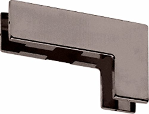 CRL Duranodic Bronze Finish Patch Fitting Replacement Cover for PH40