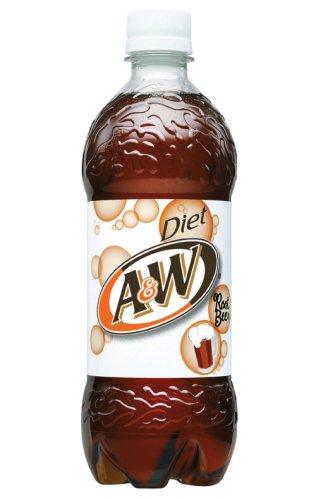 Vintage A&w Root Beer - 4