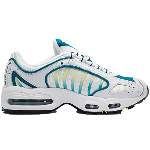 Nike Women's Air Max Tailwind IV White/Green CJ6534-100 (Size: 7.5)