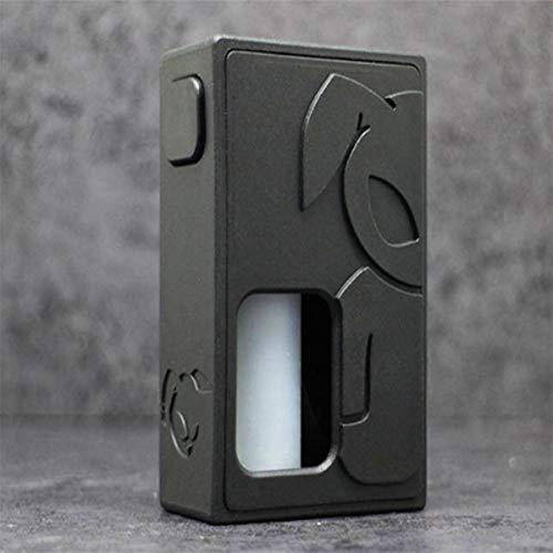 FidgetGear Steam Rabbit MOD Silicone Bottle SQUONK BF Clone Black