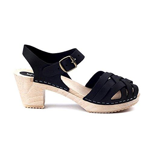 L'ATELIER SCANDINAVE - Sandalias de vestir para mujer negro