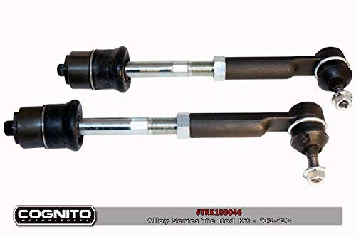 Cognito Alloy Series Tie Rod Kit 2001-2010 Chevy/GM TRK100046