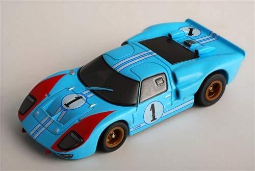 AFX GT40 #1 Miles