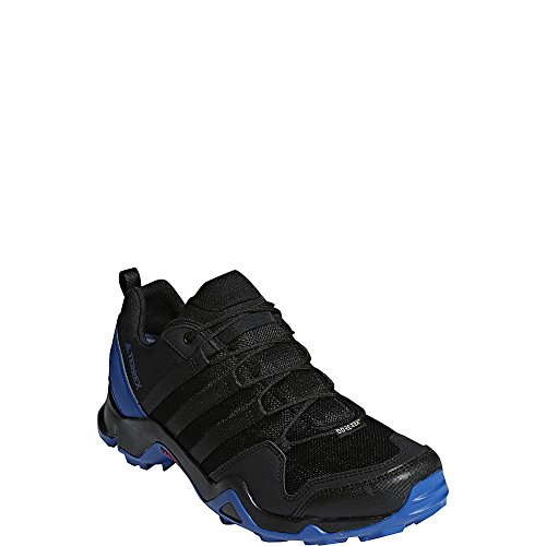 adidas outdoor Mens Terrex AX2R GTX Shoe (10.5 - Black/Black/Blue Beauty) finishline for sale clearance many kinds of discount many kinds of discount sale online geniue stockist online ZcbFcx97Rl