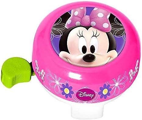 Disney Minnie Mouse Bicicleta de los Niños Timbre de Bicicleta Timbre: Amazon.es: Deportes y aire libre