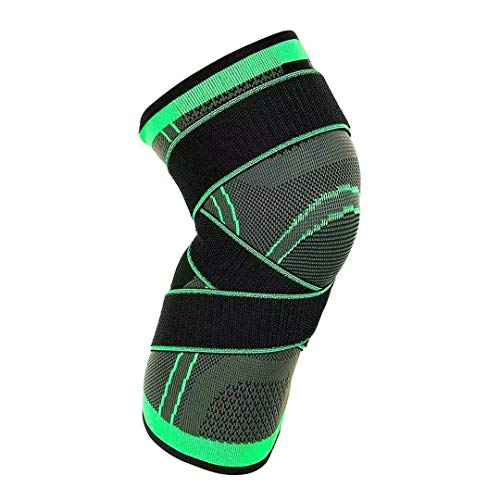 CompressionKnee Sleeve Relief Arthritis Pain Knee Brace Support Sports Knee Pads with Men Women for Gym Tennis Cycling Basketball Running (XX-Large)